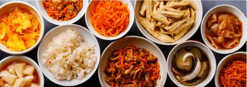 Корейские салаты