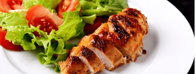 низкокалорийный рецепт филе курицы