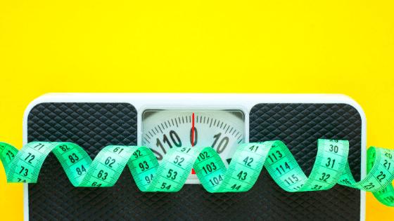 Контроль веса улучшает метаболизм