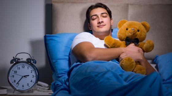 Как сон влияет на похудение.