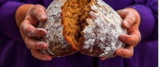 Хлеб польза и вред.
