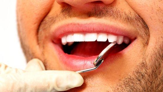 Крепкие зубы