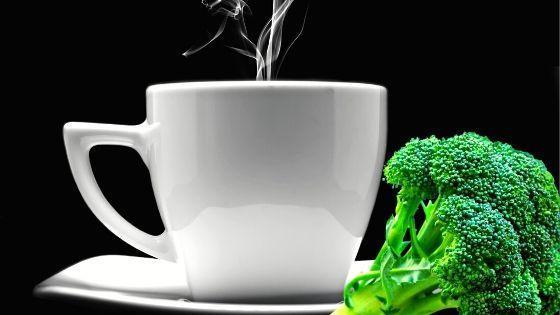 Чай из брокколи