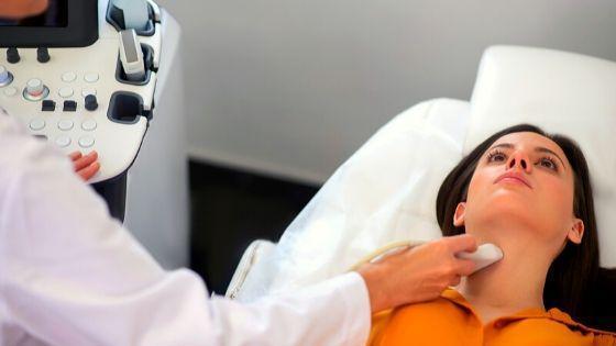 Узи тест щитовидной железы