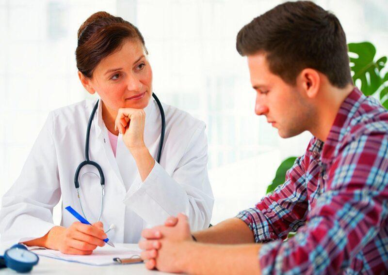 Проблемы со здоровьем-симптомы