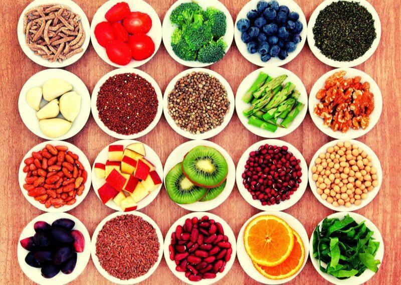 Здоровая и полезная пища