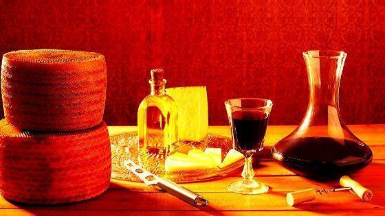 Сыр Манчего из Испании