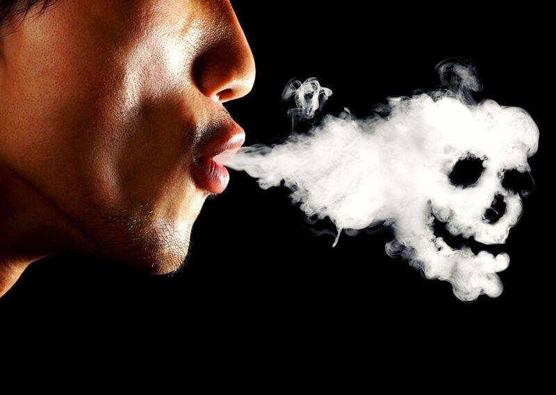Как курение влияет на здоровье человека.