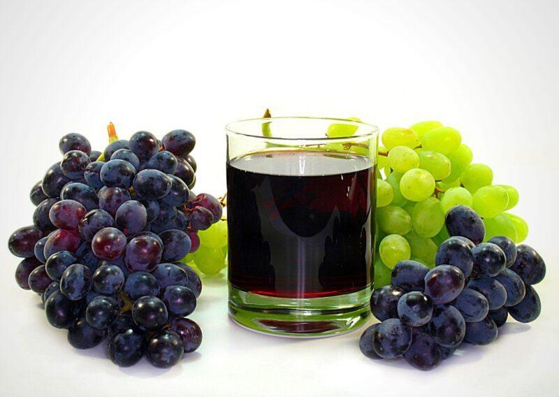 Ампелотерапия - лечение виноградом.