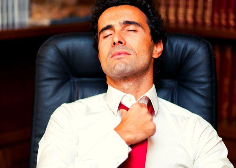 Как снять нервное напряжение?
