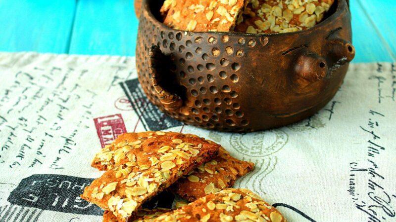 Цельнозерновые хлебцы