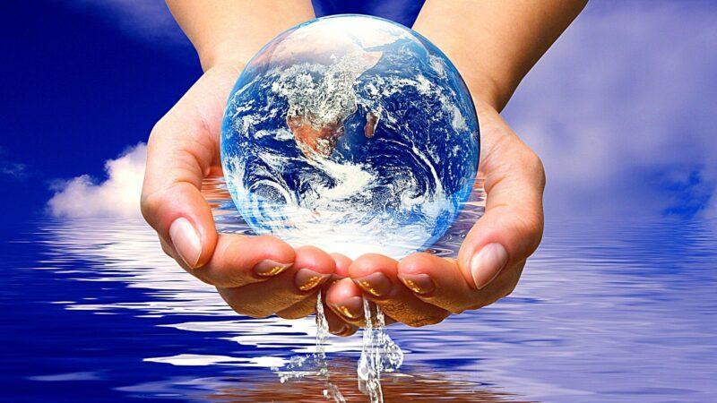 Вода мирового океана