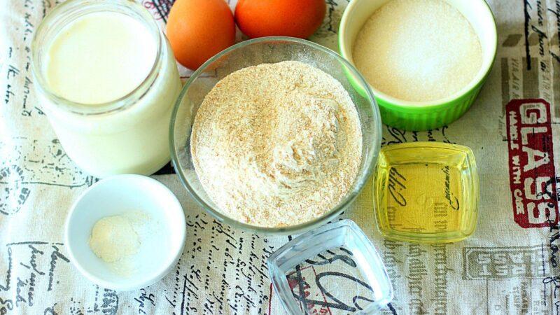 Ингредиенты для блинов