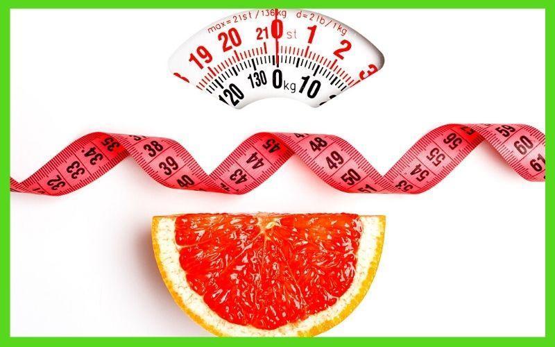 Грейпфрут для похудения.