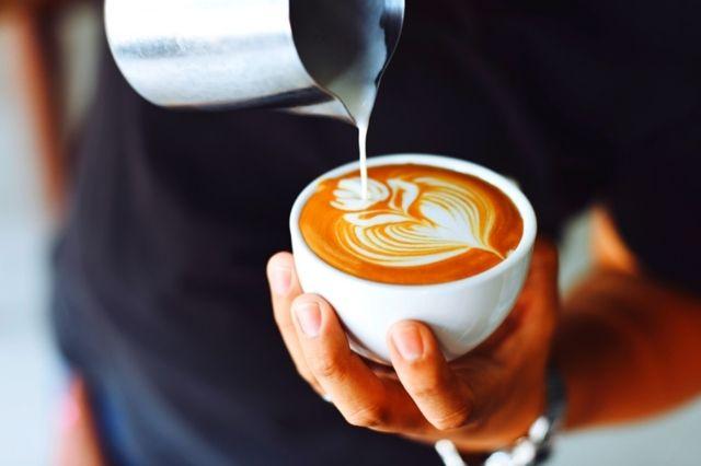 Кофе напиток для энергичных